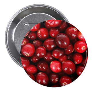 Cranberries Pinback Button