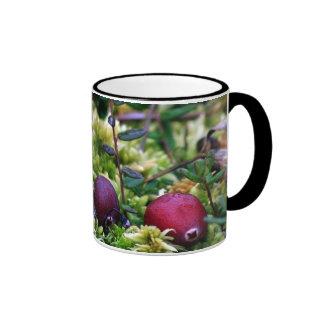 Cranberries Ringer Coffee Mug