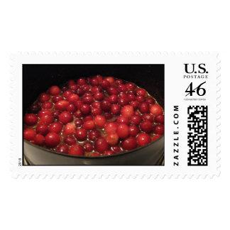 Cranberries Stamps