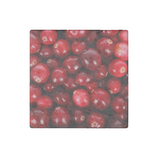 Cranberries Stone Magnet