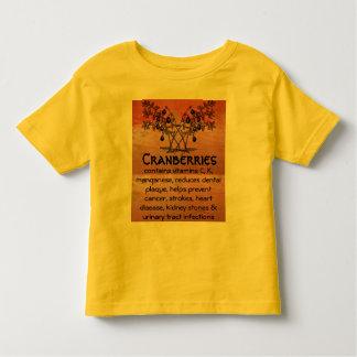 cranberries toddler shirt