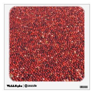 Cranberries Room Graphic