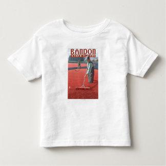 Cranberry Bogs Harvest - Bandon, Oregon Toddler T-shirt