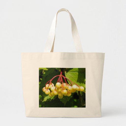 Cranberry Jumbo Tote Bag