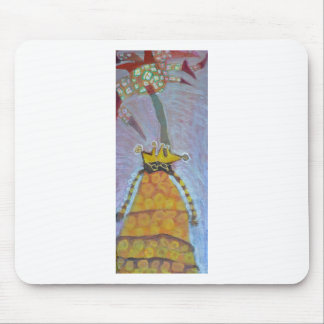 Cranberry Queen Of Portland Mouse Pad