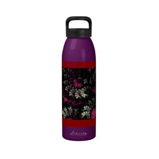 cranberry reusable water bottle