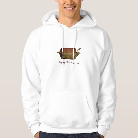 Cranberry Sauce - Holiday sweater! Hoodie