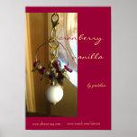Cranberry Vanilla 2 Poster