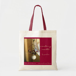 Cranberry Vanilla by gretchen Tote Bag