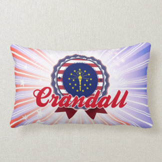 Crandall, IN Pillow