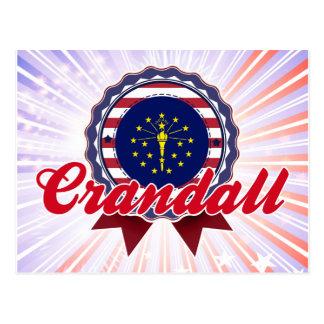 Crandall, IN Postcard