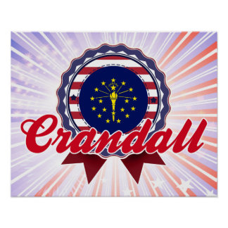Crandall, IN Posters