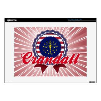 """Crandall, IN Skins For 15"""" Laptops"""