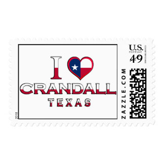 Crandall, Texas Stamps