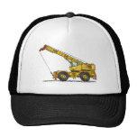 Crane All Terrain Hydraulic Construction Hats