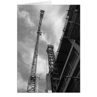 Crane and Counterweight Card