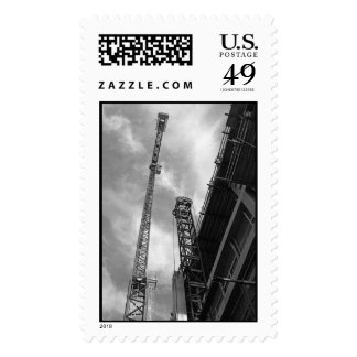 Crane and Counterweight – Large stamp