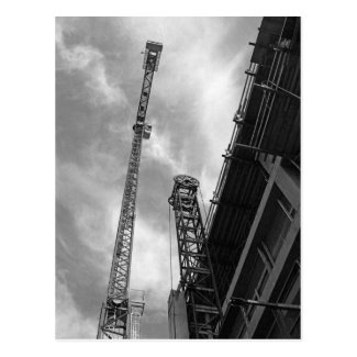 Crane and Counterweight Postcard