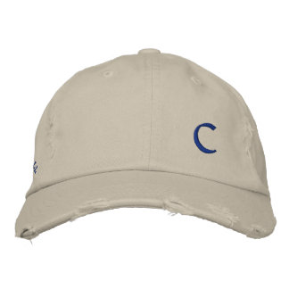 CRANE BASEBALL EMBROIDERED BASEBALL CAP