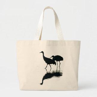 Crane Birds Bag