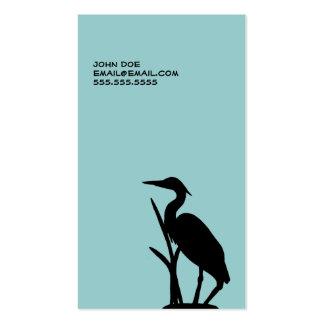 Crane Calling Card Business Card