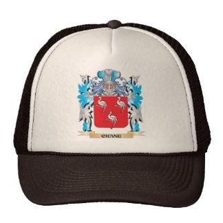 Crane Coat of Arms - Family Crest Trucker Hat
