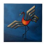 Crane Dance Tiles