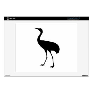 Crane Decal For Laptop