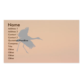 crane Double-Sided standard business cards (Pack of 100)