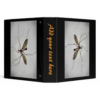 Crane Fly binder