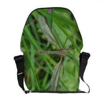 Crane Fly Messenger Bag