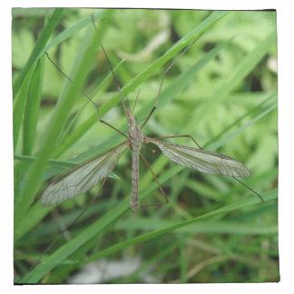 Crane Fly Napkin
