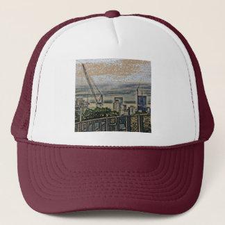 crane hat five