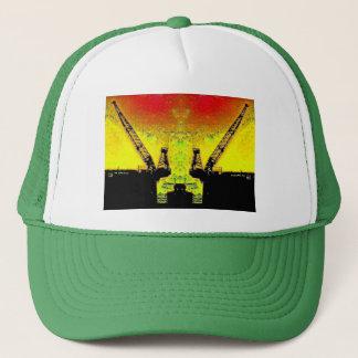 crane hat two