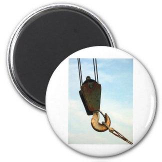 Crane Hook Magnet