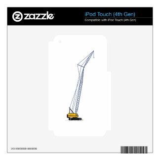 Crane iPod Touch 4G Skin