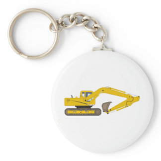 Crane Keychain