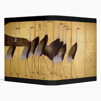 Crane, Ogata Kōrin Fine Art Vinyl Binder