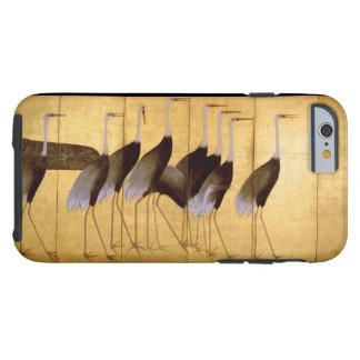 Crane, Ogata Korin Japanese Fine Art Tough iPhone 6 Case