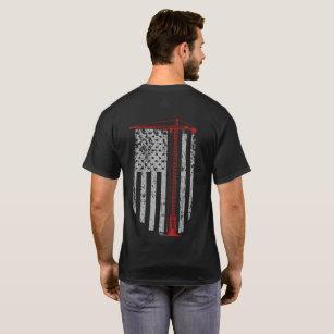 cb1b583e4 Construction Crane Operator T-Shirts - T-Shirt Design & Printing ...