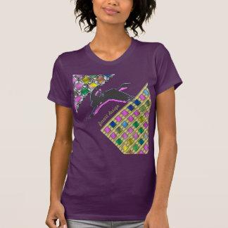 Crane pair Karo T-Shirt