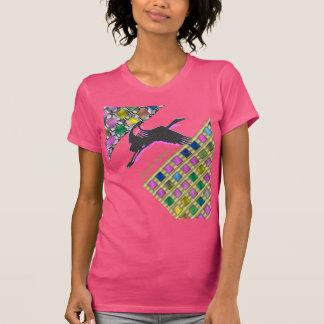Crane pair Karo Tshirt