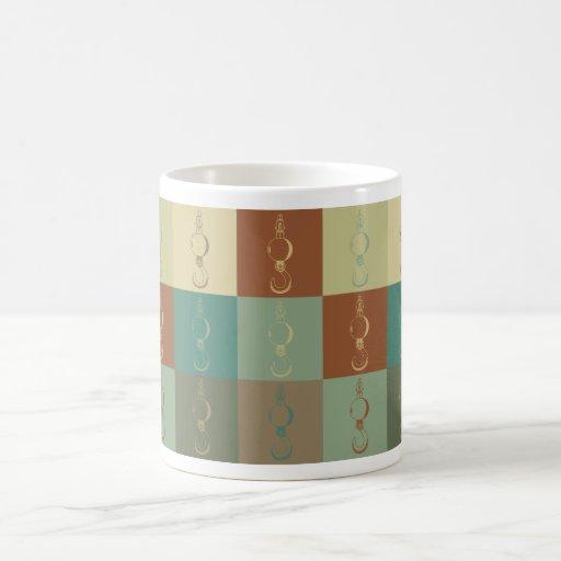 Crane Pop Art Classic White Coffee Mug
