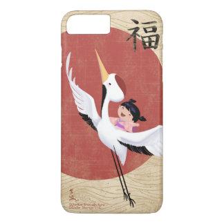 Crane Ride iPhone case