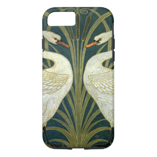 Crane's Art Nouveau Swans iPhone 7 Case