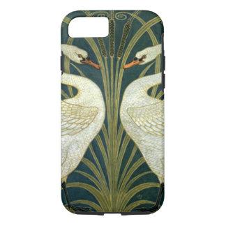 Crane's Art Nouveau Swans iPhone 8/7 Case