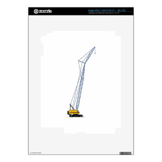 Crane Skins For iPad 3