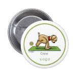 Crane - Yoga button