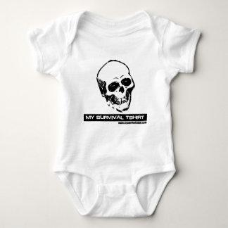 Cráneo 05 camisas