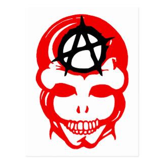 Cráneo 1 de la anarquía postal